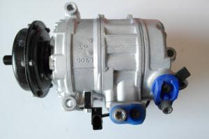 восстановленный компрессор VW Touareg